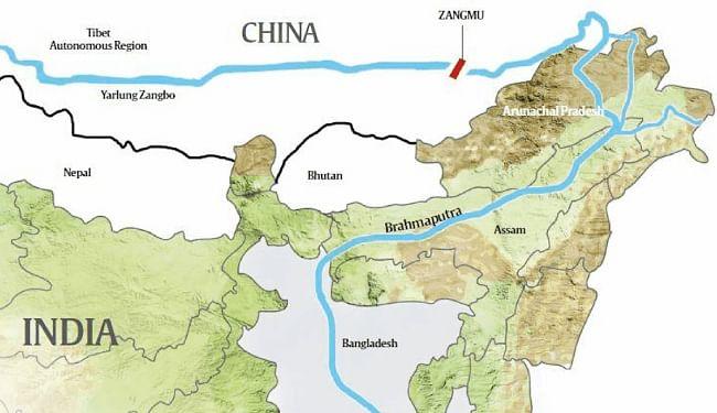 ब्रह्मपुत्र के पानी को रोकने के लिए बांध बनाने की तैयारी में चीन, भारत और बांग्लादेश में तनाव!