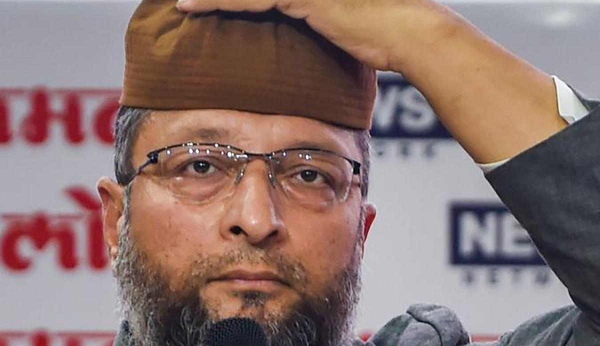 BJP सांसद का बड़ा बयान, कहा- बिहार के बाद ओवैसी बंगाल और UP में भी करेंगे हमारी मदद