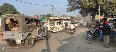 Bihar Crime News: पुलिस की पिटाई से युवक के मौत की अफवाह पर भड़का आक्रोश, पुलिस पर किया हमला,  वाहन क्षतिग्रस्त