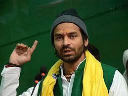 Bihar Politics: जीतन राम मांझी पर तेज प्रताप का पलटवार, कहा- उम्र का रखें ख्याल, नहीं तो पोल खोल देंगे
