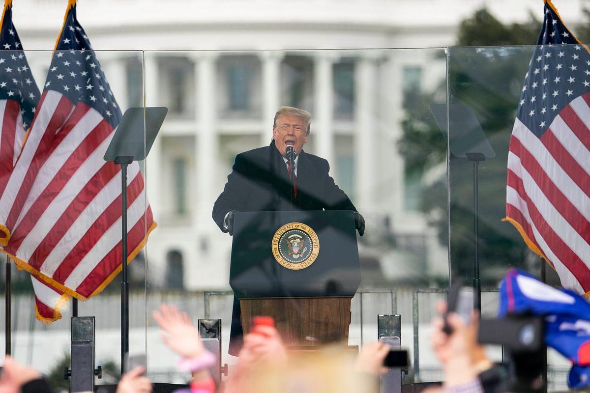 US election results : डोनाल्ड ट्रंप पद छोड़ने के लिए तैयार, कहा- 20 को होगा सत्ता का शांतिपूर्ण हस्तांतरण