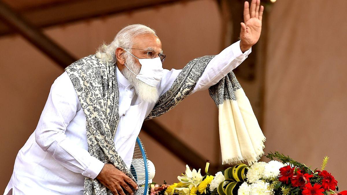 भाजपा की सरकार बनी, तो बंगाल के किसानों को पीएम किसान निधि का बकाया पैसा भी मिलेगा, हल्दिया में बोले मोदी
