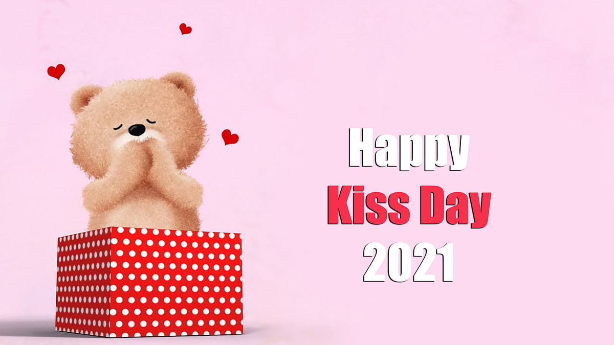 Happy Kiss Day 2020 Date, Wishes Images, Quotes, Shayari, Message 7