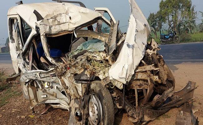 BREAKING,बिहार: कटिहार में तेज रफ्तार ट्रक और स्कॉर्पियो में भीषण टक्कर, 6 की मौत, पीएम मोदी व सीएम नीतीश कुमार ने जतायी संवेदना
