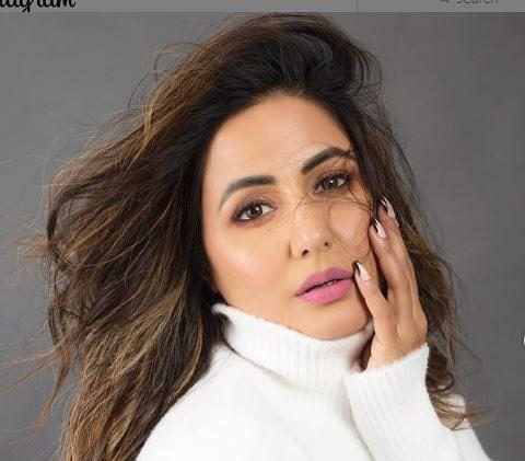 हिना खान ने बोल्ड फोटोशूट से मचाया इंटरनेट पर तहलका, 'तूफानी सीनियर' का अंदाज देख फैंस हुए फिदा
