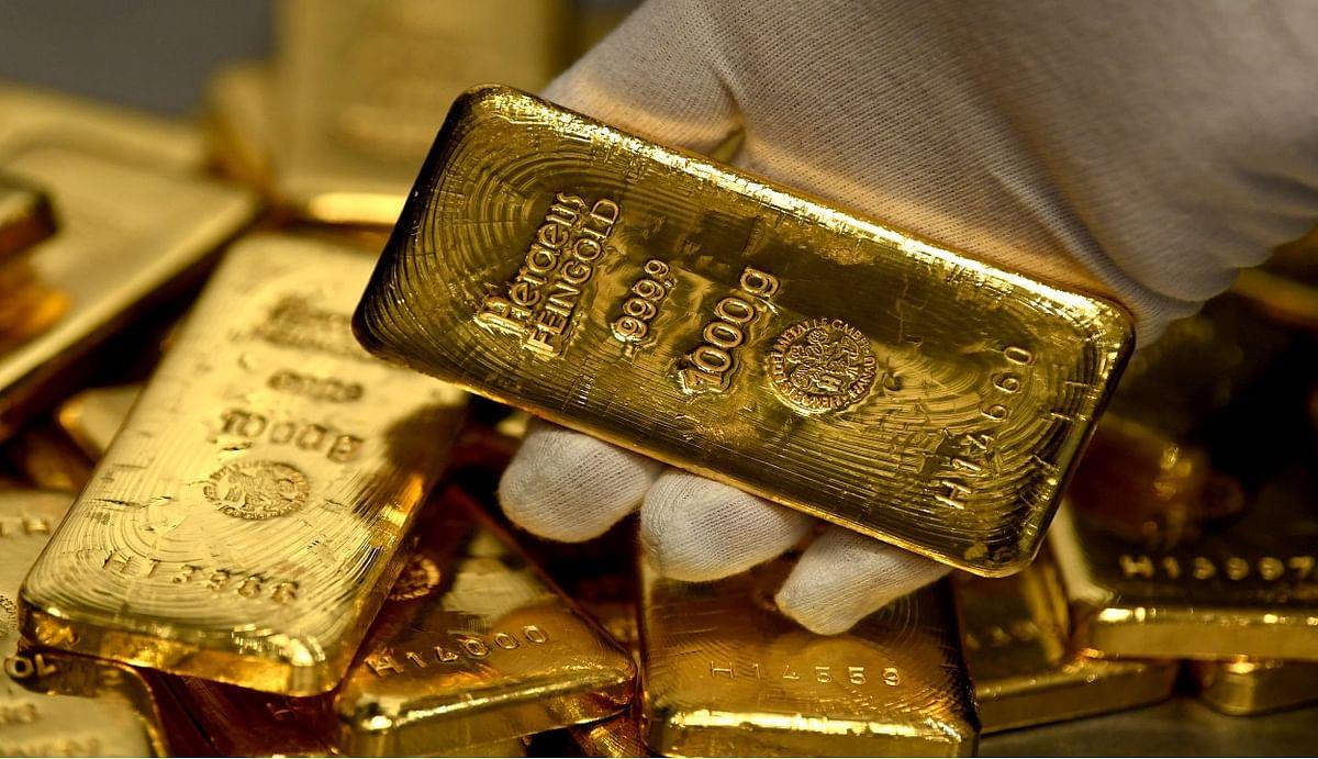 Gold price today : ग्लोबल ट्रेंड की वजह से सर्राफा बाजार में टूट गया सोना, जानिए आज का क्या रहा भाव...