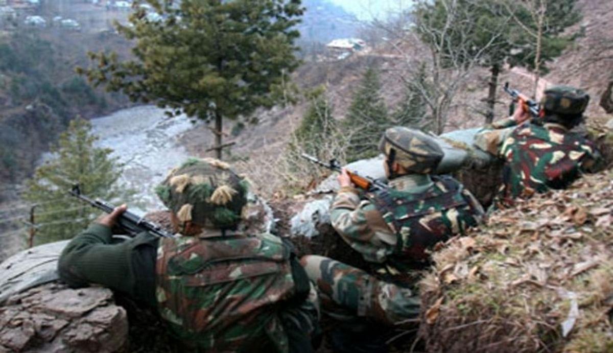 'पाकिस्तान के साथ सीजफायर समझौते के बावजूद सीमा पर सैनिकों की तैनाती में नहीं होगी कमी'