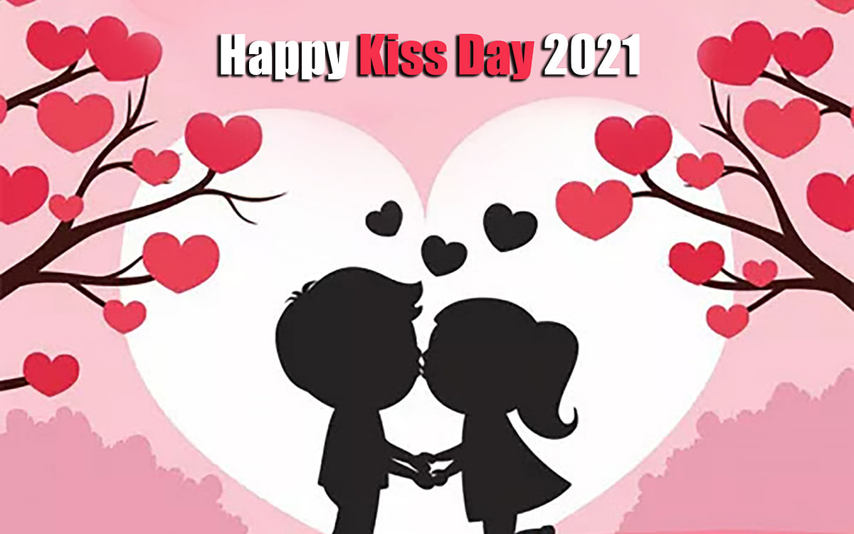 Happy Kiss Day 2020 Date, Wishes Images, Quotes, Shayari, Message 8