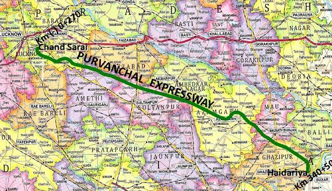 पूर्वांचल एक्सप्रेस-वे का 15 अप्रैल तक होगा लोकार्पण... बिहार-यूपी के लोगों को होगा फायदा