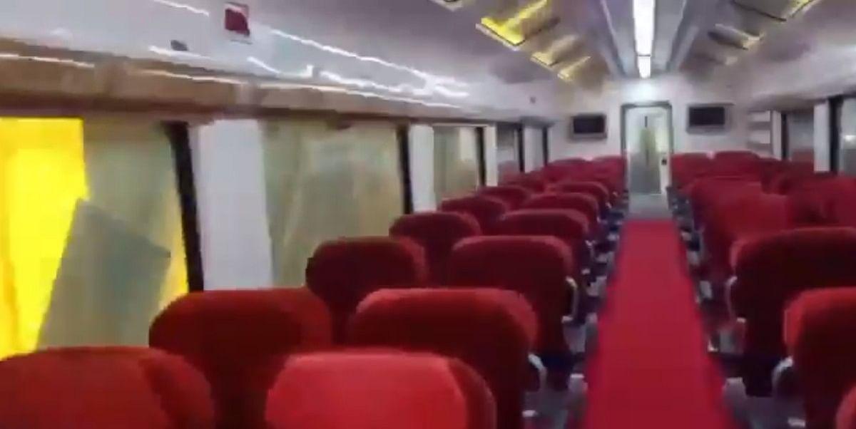 Indian Railways : सफर में पैसेंजरों को हाईटेक फैसिलिटी मुहैया कराएगा रेलवे, यूरोप की ट्रेनों की तरह होगी फिलिंग
