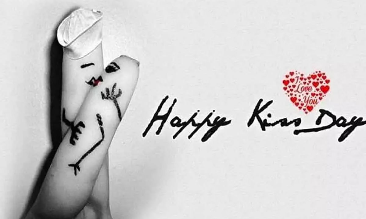 Happy Kiss Day 2020 Date, Wishes Images, Quotes, Shayari, Message 5