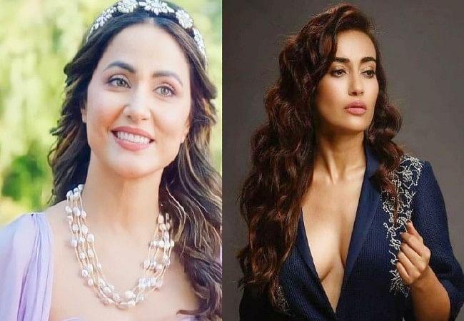 हिना खान ने पर्पल ड्रेस से उड़ाए फैंस के होश, 'नागिन' एक्ट्रेस सुरभि ज्योति का इन तसवीरों में दिखा हॉट अंदाज, आप भी देखिए PHOTOS