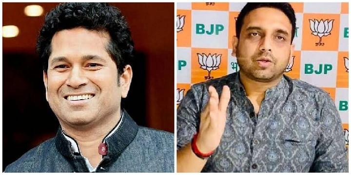 Jharkhand News : सचिन तेंदुलकर की तस्वीर पर कालिख पोतने के मामले में कांग्रेस पर क्या बोले झारखंड भाजपा प्रवक्ता कुणाल षाड़ंगी