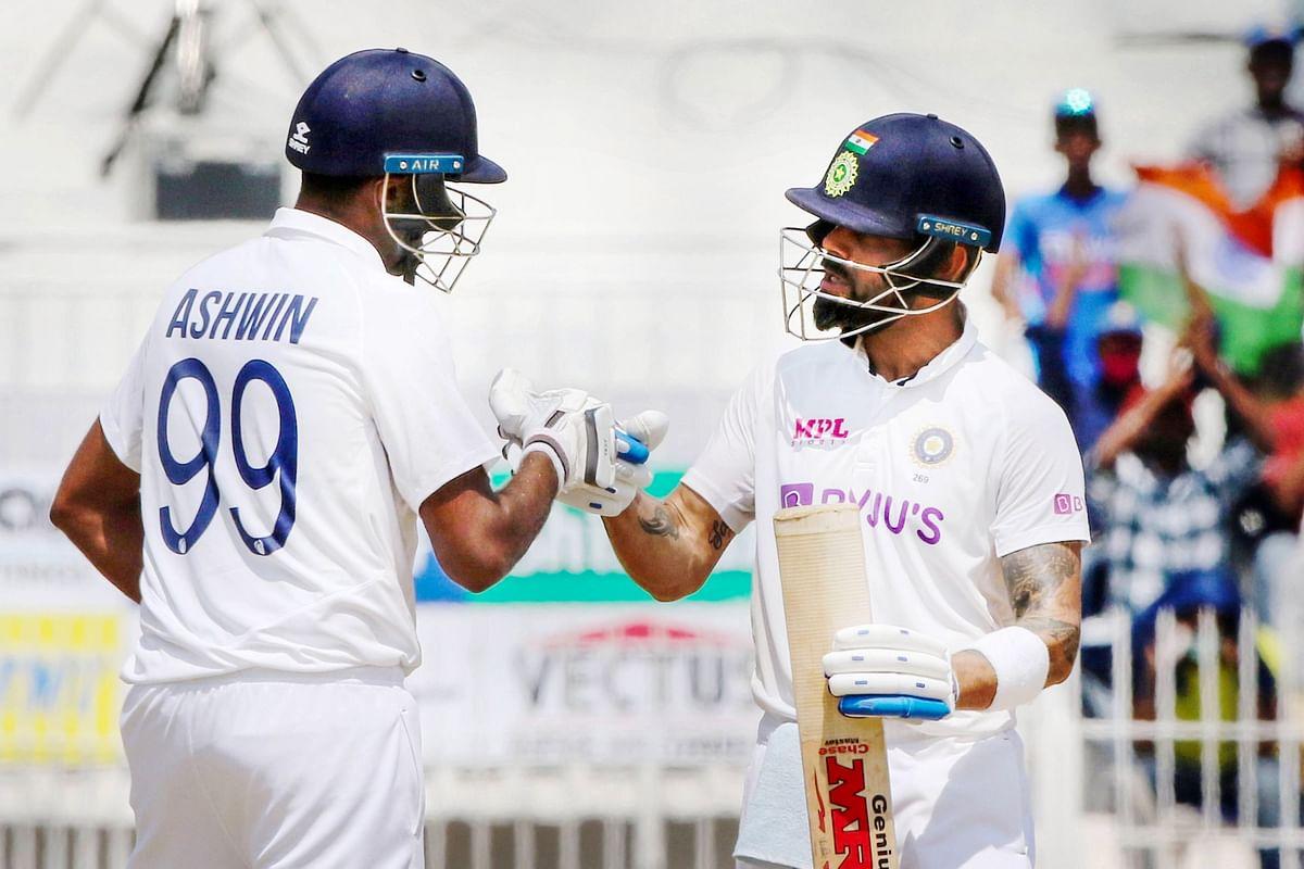 IND vs ENG : अश्विन ने गेंद के बाद बल्ले से भी मचाया धमाल, ऐसा करने वाले भारत के पहले और दुनिया के दूसरे खिलाड़ी बने