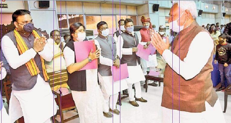Nitish Cabinet Expansion : जदयू ने किया सोशल इंजीनियरिंग का इस्तेमाल, उच्च जाति को 37.5 और पिछड़ा वर्ग को 25 फीसदी मिली जगह