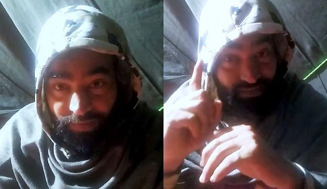 लाल किला हिंसा के मास्टरमाइंड और एक लाख रुपये के इनामी लक्खा सिधाना ने पुलिस को दी खुली चुनौती, वीडियो जारी कर कहा...