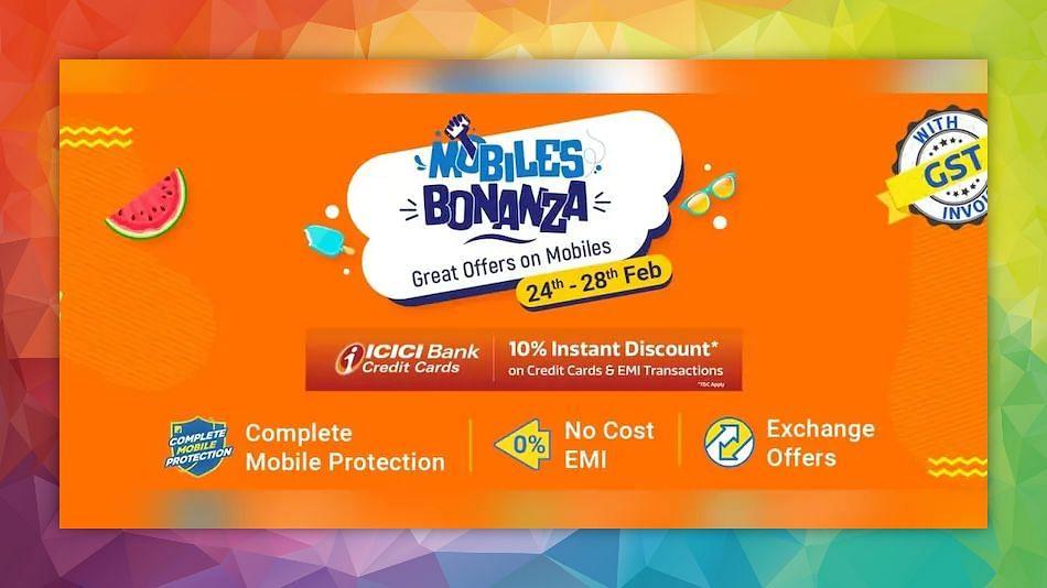 Flipkart Mobiles Bonanza: टॉप स्मार्टफोन्स पर 25000 तक की छूट, यहां जानें क्या हैं बेस्ट डील्स