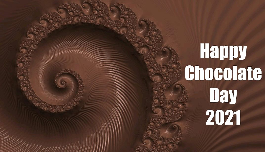 Happy Chocolate Day 2021 Wishes, Quotes, Messages, Shayari, Images 8