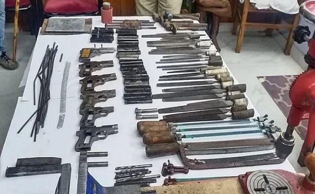 अवैध हथियारों का बड़ा सप्लायर बना बिहार, कश्मीर से आतंकी भी मंगवाते हैं पिस्टल, सूबे में बड़ा रैकेट सक्रिय