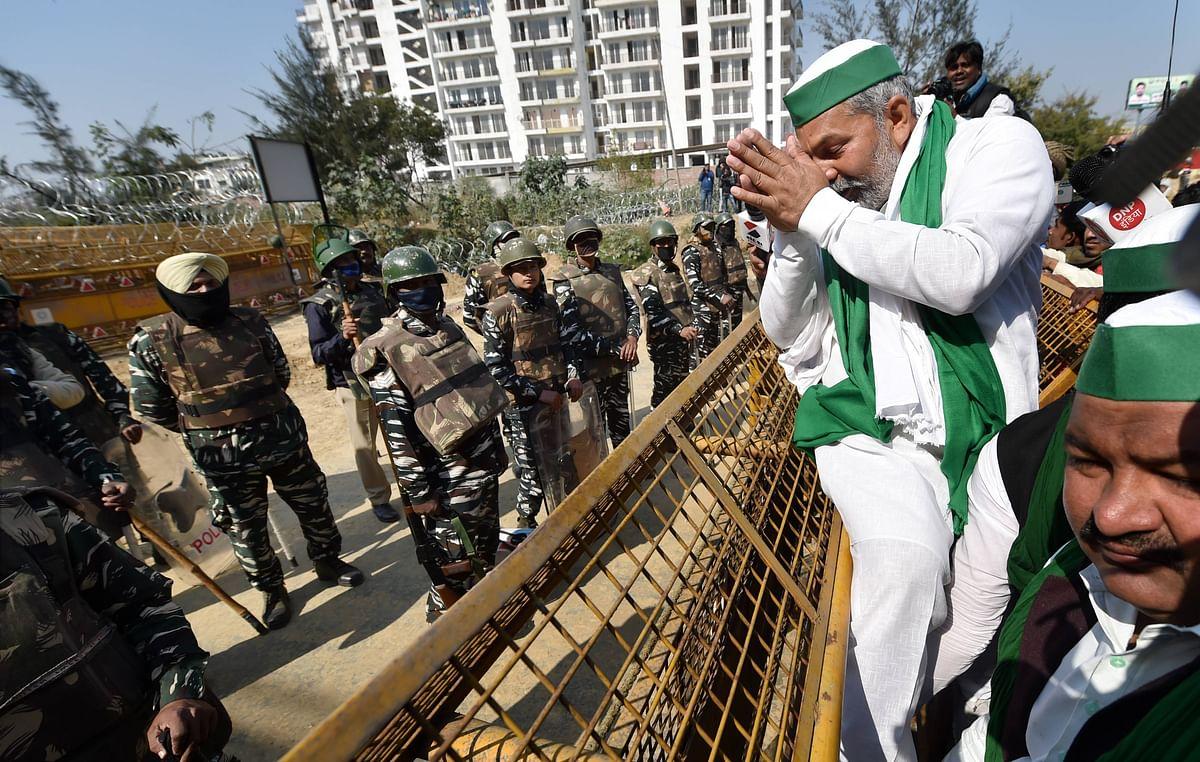 Kisan Andolan : राकेश टिकैत ने कहा- आंदोलन ऐसे ही चलता रहेगा,लंबी है तैयारी