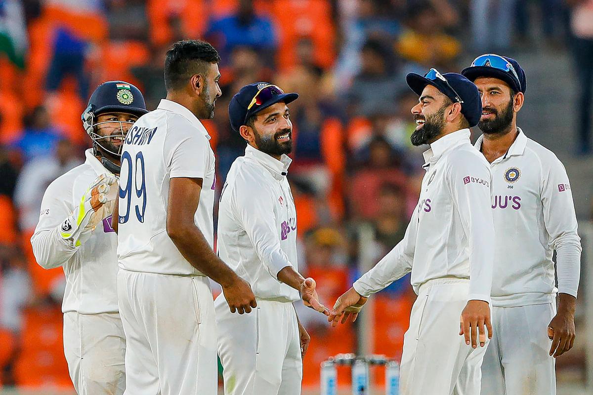 IND vs ENG : अक्षर और अश्विन की फिरकी का कमाल, भारत ने डे नाइट टेस्ट में इंग्लैंड को 10 विकेट से हराया, सीरीज 2-1 की बढ़त