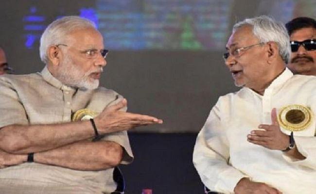 जाति आधारित जनगणना के पक्ष में नीतीश कुमार, केंद्र सरकार को पुनर्विचार की सलाह
