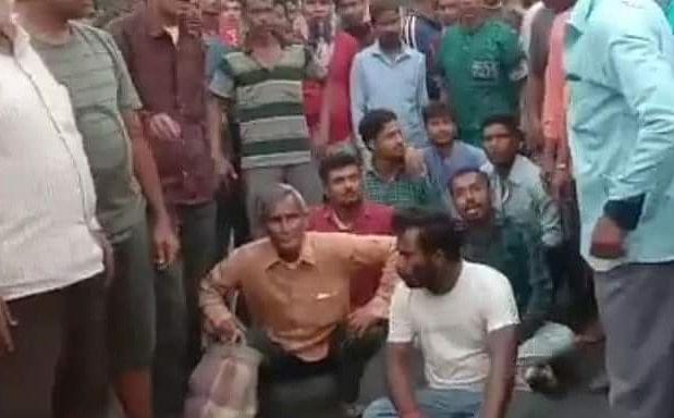 बर्दवान में भीषण सड़क हादसा, अनियंत्रित ट्रक ने 11 लोगों को कुचला, छह की मौत, घटनास्थल पर हंगामा
