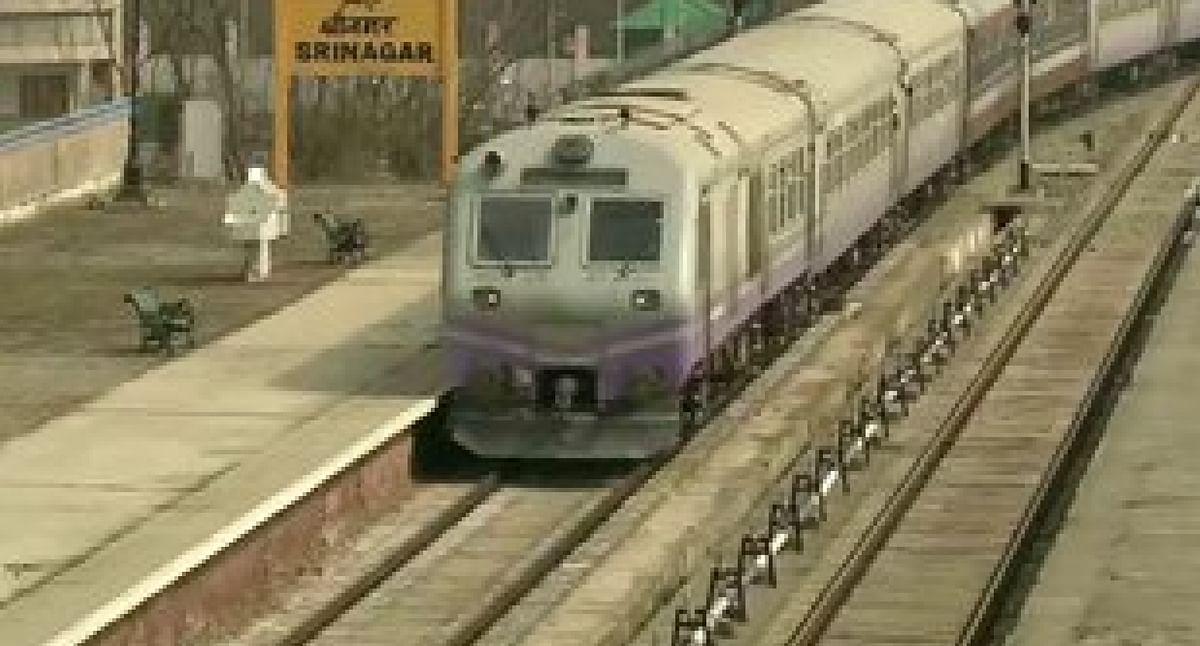 IRCTC Indian Railway News : जम्मू-कश्मीर में एक साल बाद रेल सेवा बहाल, इन रूटों पर फिर से दौड़ी ट्रेनें