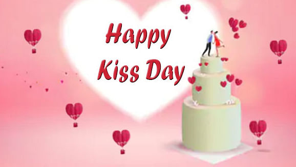 Happy Kiss Day 2020 Date, Wishes Images, Quotes, Shayari, Message 14