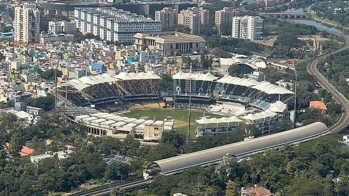 IND vs ENG 2nd Test: PM मोदी ने ट्वीट की चेपॉक स्टेडियम की तस्वीर, लिखा- चेन्नई में दिलचस्प टेस्ट मैच का एक दृष्य देखा