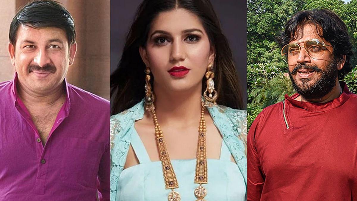 छोटे पर्दे पर रवि किशन और मनोज तिवारी के साथ दिखेंगी डांसिंग क्वीन सपना चौधरी, TV शो का प्रोमो रिलीज