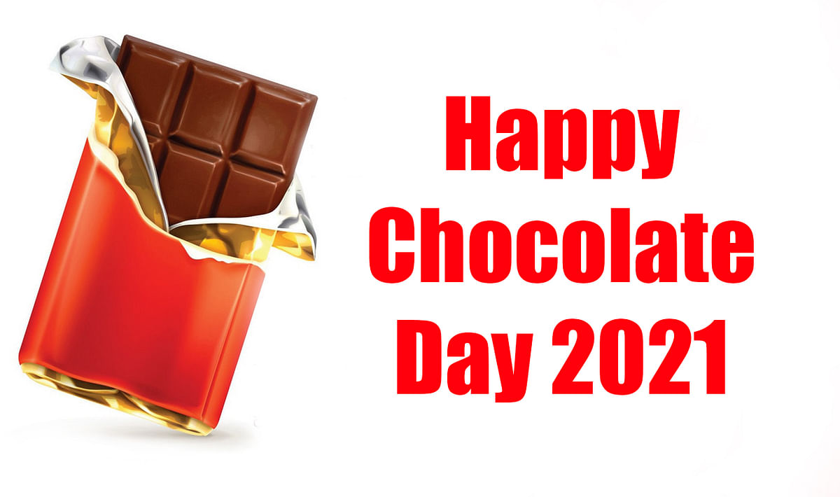 Happy Chocolate Day 2021 Wishes, Quotes, Messages, Shayari, Images 10