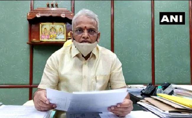 पुडुचेरी के स्वास्थ्य मंत्री मल्लादी कृष्ण राव का विधानसभा सदस्यता से इस्तीफा, चुनाव से पहले तेज हुई सियासी हलचल