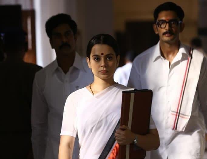 Thalaivi Release Date:  Kangana Ranaut ने जयललिता की Birth Anniversary पर की बड़ी अनाउंसमेंट, इस दिन रिलीज होगी थलाइवी, सैफ की फिल्म से होगी भिडंत