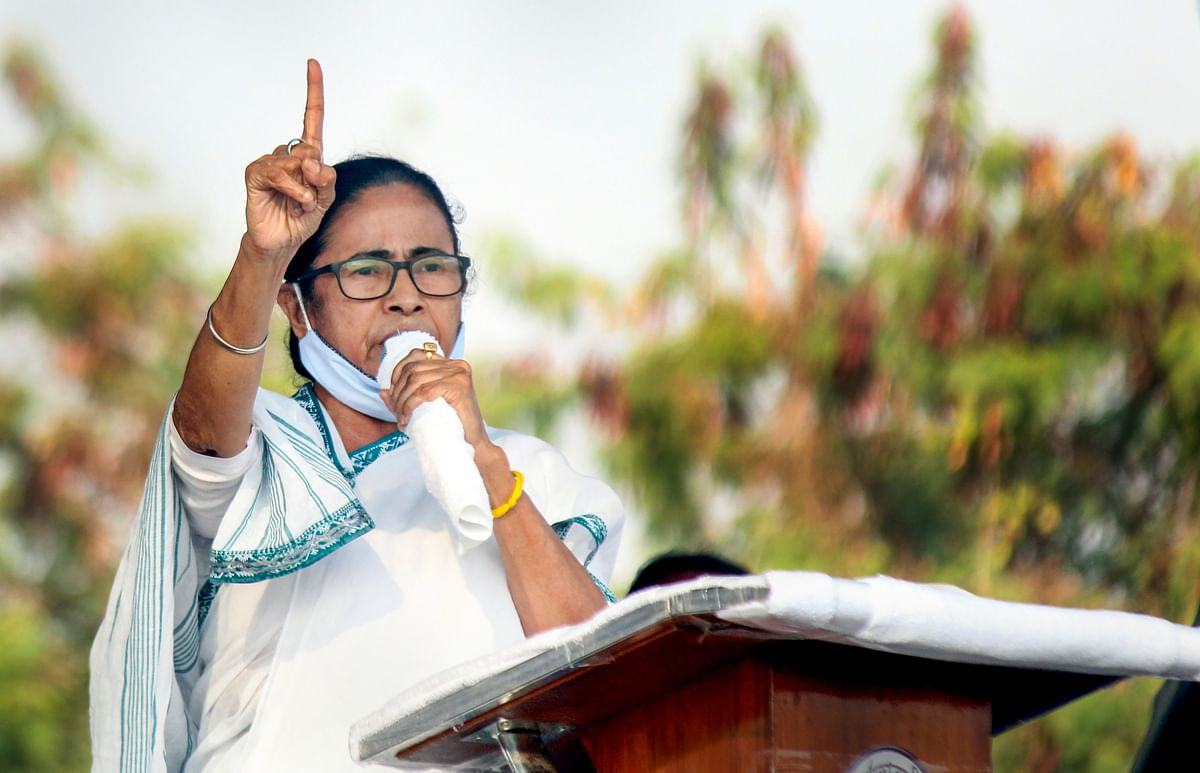 ममता बनर्जी के विधानसभा क्षेत्र भवानीपुर में कमजोर हुई तृणमूल कांग्रेस, धीरे-धीरे मजबूत हो रही भाजपा