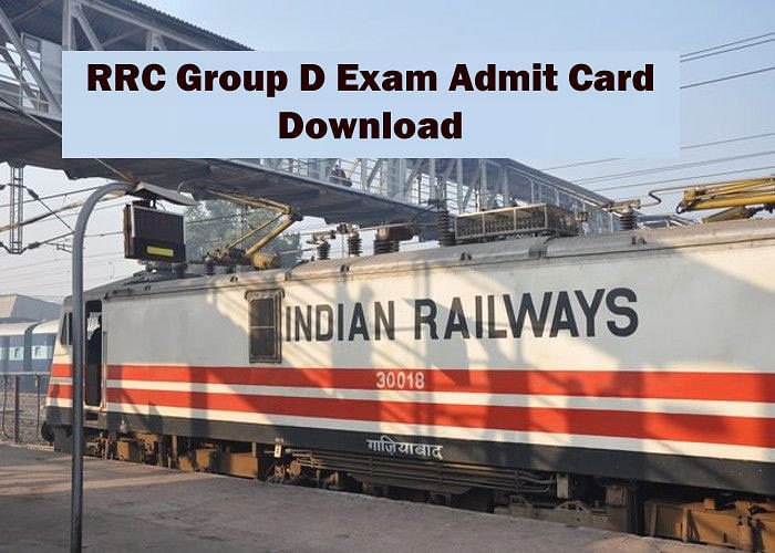 RRC Group D Admit Card: रेलवे 'ग्रुप डी' की परीक्षा का होगा जल्द आयोजन, ऐसे डाउनलोड करें एडमिट कार्ड
