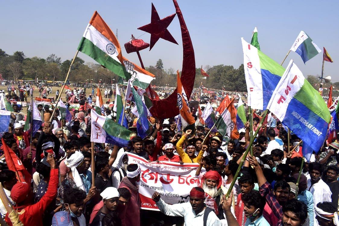 brigade rally