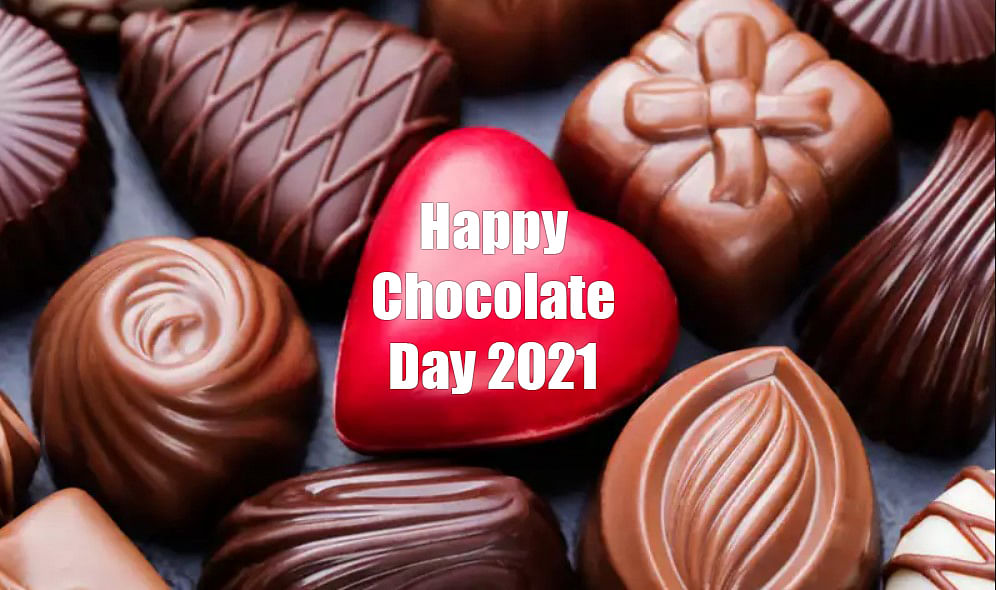 Happy Chocolate Day 2021 Wishes, Quotes, Messages, Shayari, Images 4