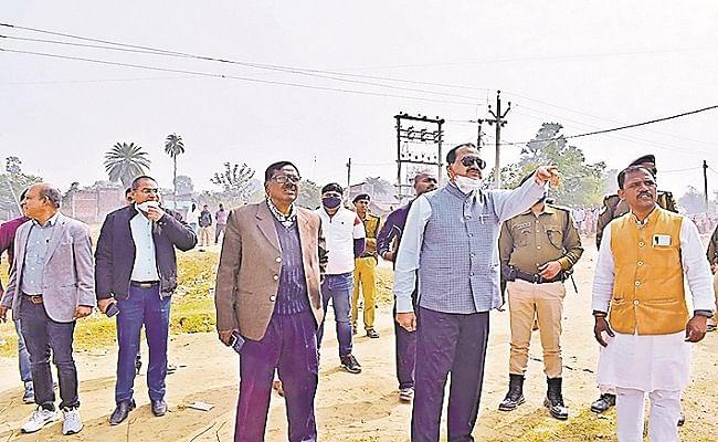 कभी नक्सलियों से कांपता था बिहार का लठिया गांव, आजादी के बाद अब पहली बार बिजली आने से फैला उजाला, बदले हालात