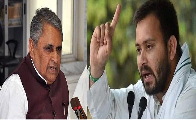 Bihar Budget Session 2021: शिक्षा मंत्री ने बिहार के सभी अनुमंडल में जल्द डिग्री कॉलेज खोले जाने की कही बात, तेजस्वी ने कसा तंज...
