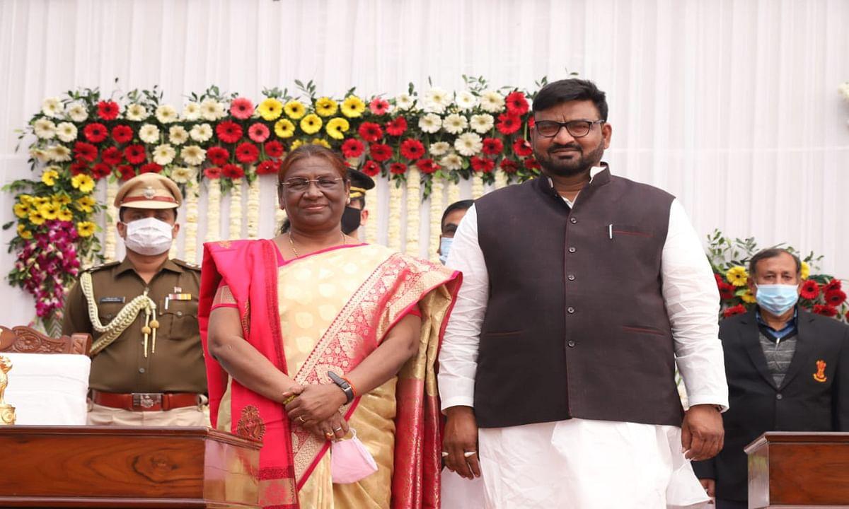 हेमंत मंत्रिमंडल के नये मंत्री हफीजुल हसन बोले- पिता के सपने को पूरा करना और मधुपुर को जिला बनाने पर रहेगा विशेष जोर