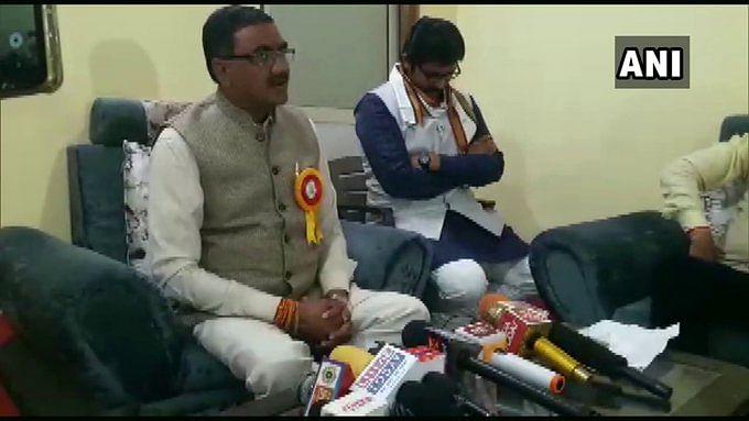मध्य प्रदेश में कांग्रेस विधायक देवेंद्र पटेल को फिर मिली धमकी, 1 करोड़ नहीं देने पर बेटे की हत्या...