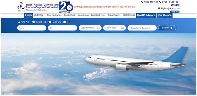 IRCTC Air App से बुक करे हवाई टिकट, मिल रहे हैं सस्ते टिकट और ये शानदार ऑफर
