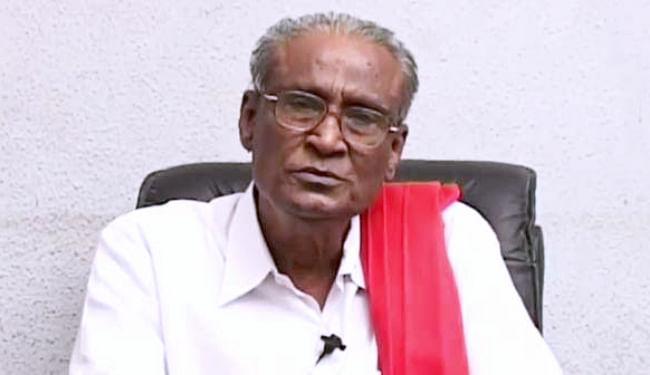 डी पांडियन, सीपीआई नेता