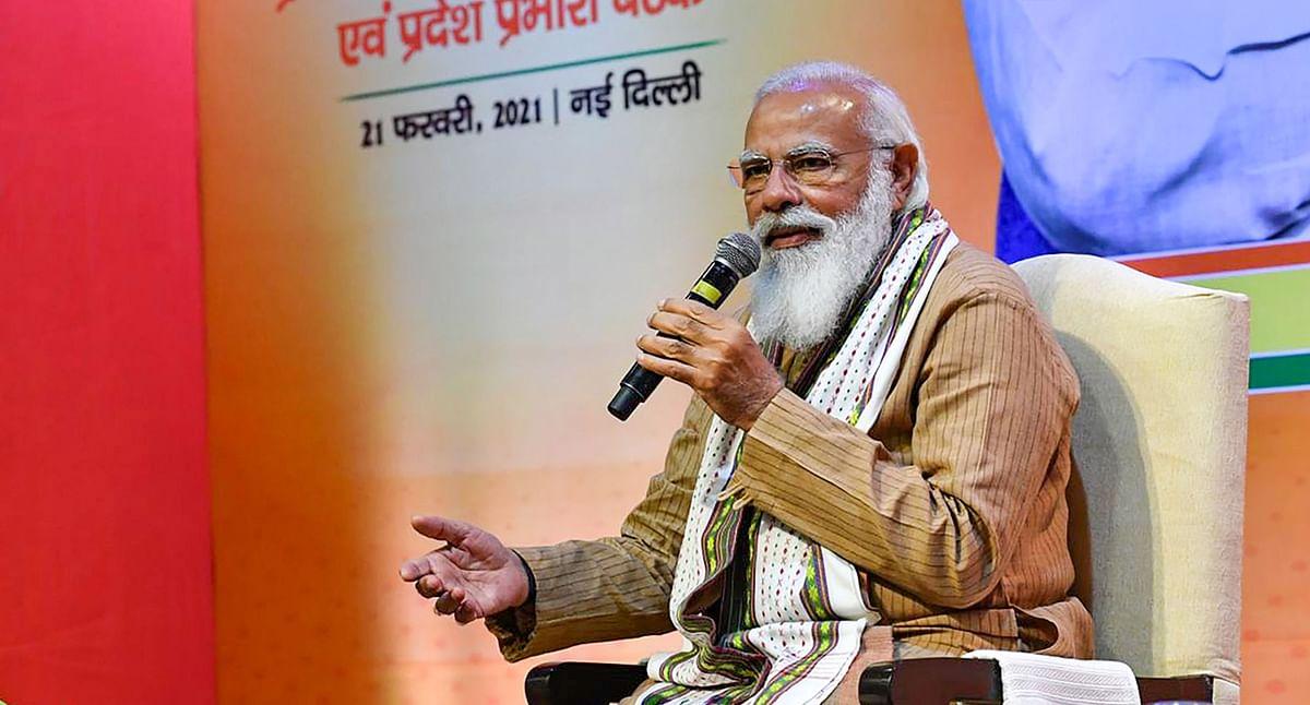 Bengal Chunav 2021: बयानबहादुर बनने की जरूरत नहीं, चुनाव से पहले बीजेपी नेताओं को प्रधानमंत्री नरेंद्र मोदी की चेतावनी