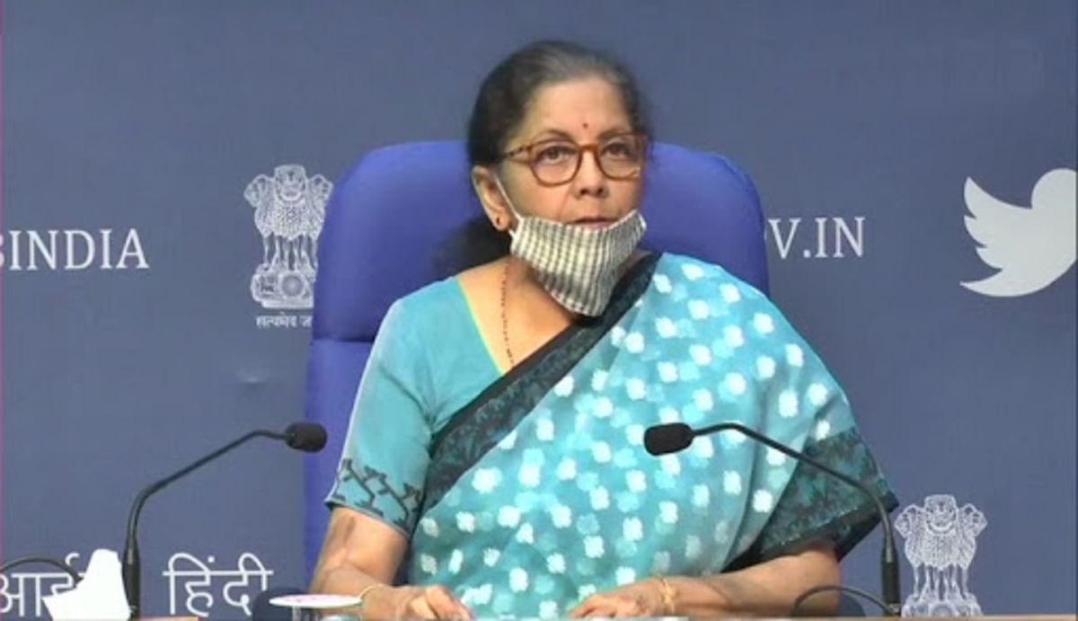 वित्त मंत्री ने आरबीआई बोर्ड के सदस्यों के साथ की बैठक, सरकार की प्राथमिकताओं से अवगत कराया