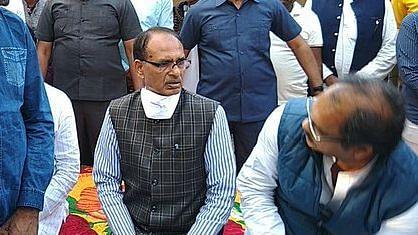 शिव 'राज' में चोरी ! मंत्री मीना सिंह के सरकारी बंगले से टीवी उठा ले गये चोर