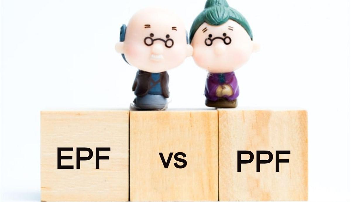 EPF vs PPF : रिटायरमेंट के बाद मिलता है बेहतरीन रिटर्न और टैक्स से छूट का लाभ, जानिए क्या हैं दोनों बचत योजनाओं के फायदे