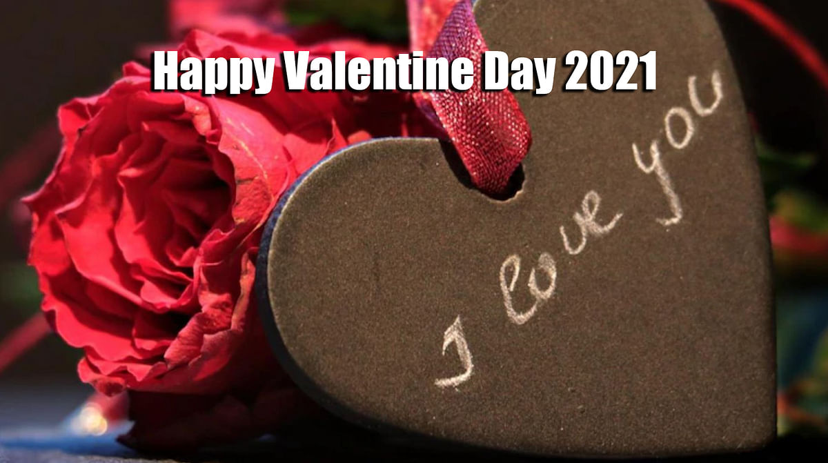 Happy Valentine Day 2020 Date, Wishes Images, Quotes, Shayari, Message14