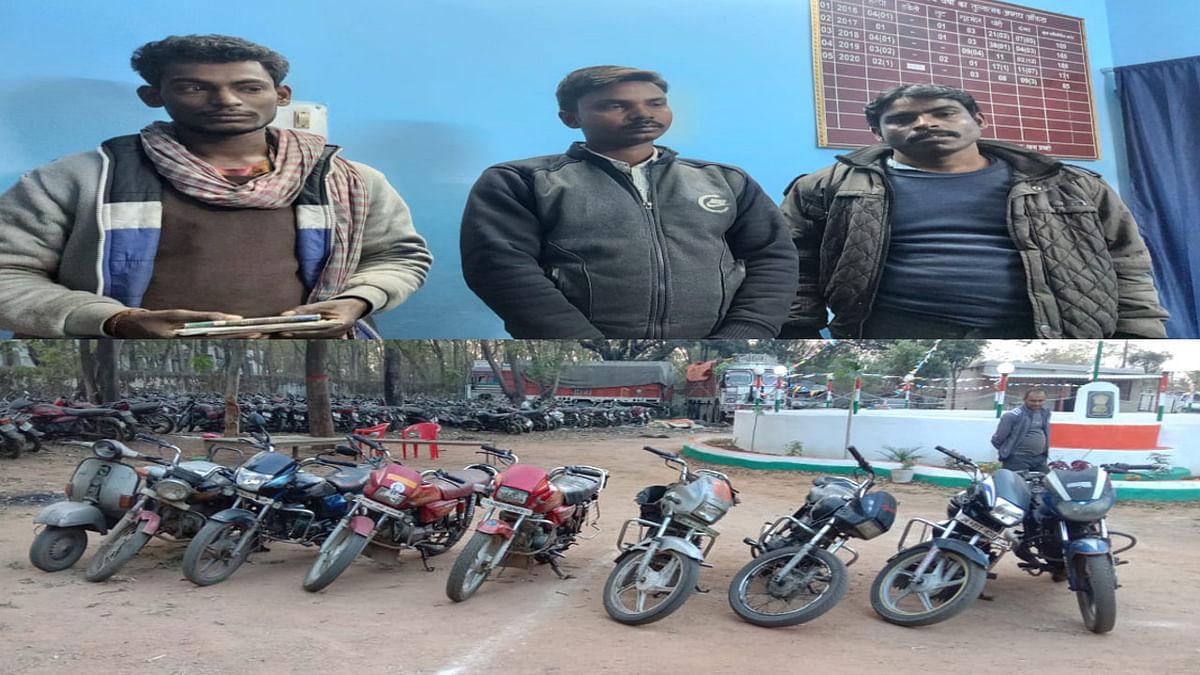 Jharkhand Crime News : रामगढ़ के रजरप्पा में अवैध कोयला लदे वाहन के साथ 3 गिरफ्तार, जानें कोयला तस्करों का बंगाल कनेक्शन